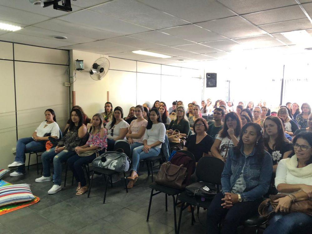 Formação Continuada – Secretaria de Educação promove Workshop para profissionais da Educação Infantil