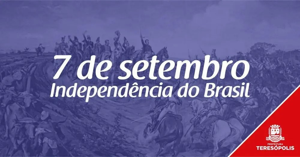 Independência do Brasil: Teresópolis organiza desfile de 7 de Setembro