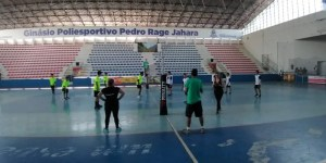 Voleibol - Antônio Santiago x Mariana Leite