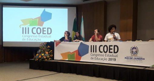 III Congresso Estadual de Educação (COED)