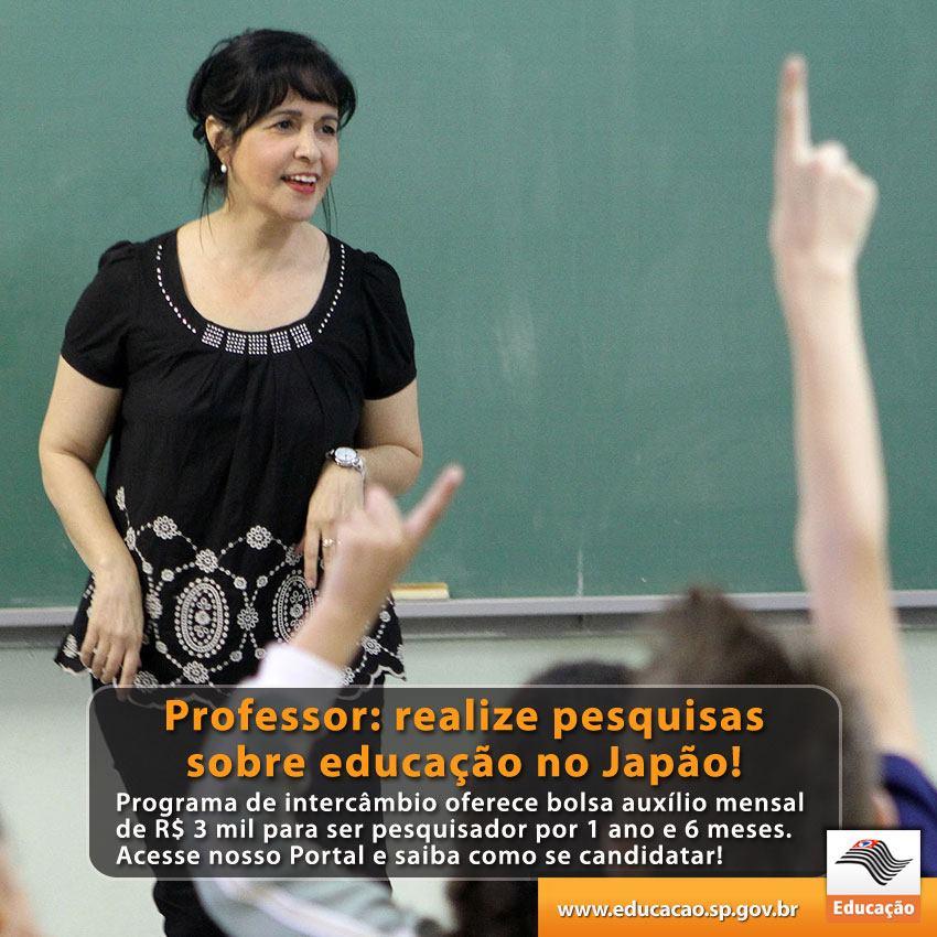 Você quer ir ao Japão? Veja a bolsa de pesquisa para professores da rede pública brasileira
