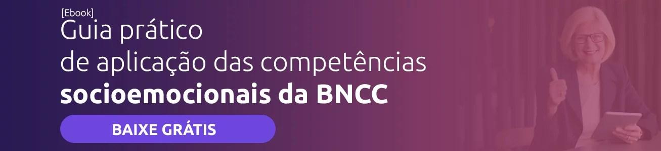 Competências socioemocionais da BNCC