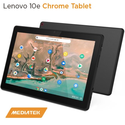 Lenovo 10e Tablet ChromeOS