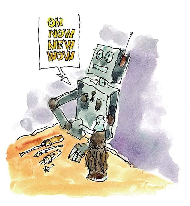 Los robots no se contagian pero, ¿pero son el futuro?