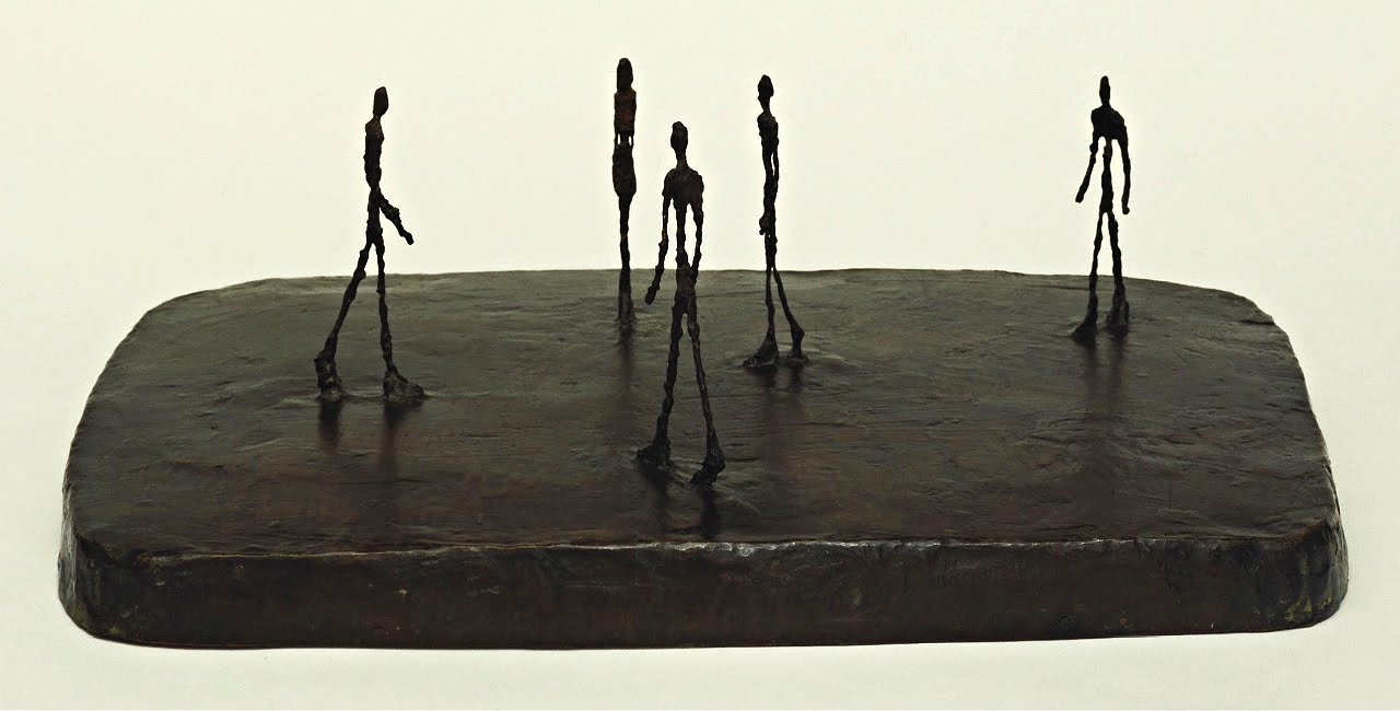 Resultado de imagen de Giacometti