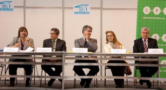 Conversatorio en Expo: El mercado laboral requiere técnicos calificados