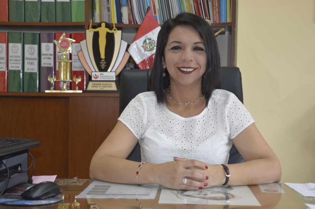 Colegio El buen pastor (Los Olivos)
