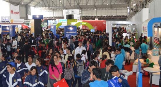 Expouniversidad orientó a más de 60 mil visitantes