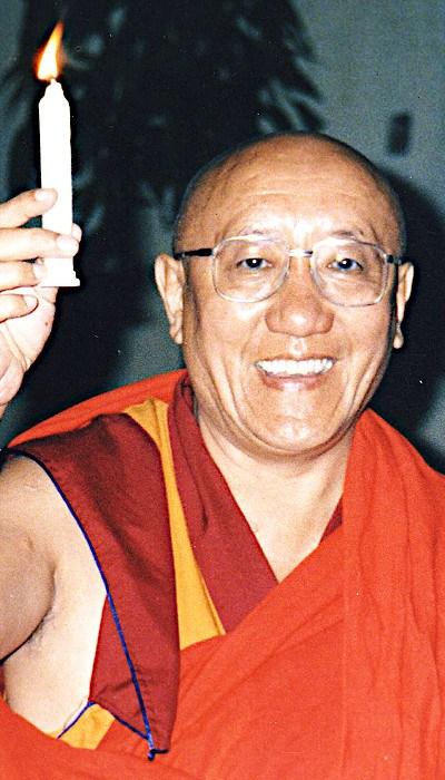 Bokar Rinpoché