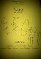 """""""Rafa. Mi historia"""", título del libro sobre Nadal"""