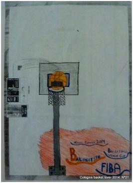 Basket Lover 2014 Nº21
