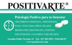 PositivArte - Congreso de Educación Positiva - Congreso de Relaciones de Pareja - Expertos en Psicología Positiva