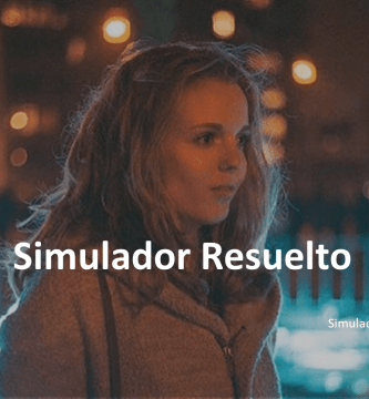 Simulador resuelto Ser Bachiller