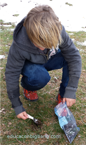 Experimento de textura del suelo en un tarro - Suelos para ninos ...