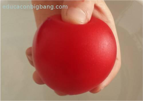 Huevo de goma