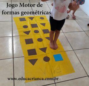 Jogo das Formas Geométricas