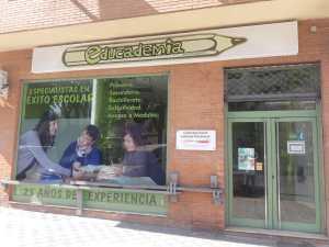 Fachada Academia Educademia Montequinto