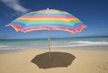 Comprar Sombrilla de playa grande