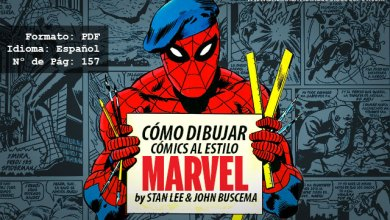dibujar comics al estilo marvel pdf