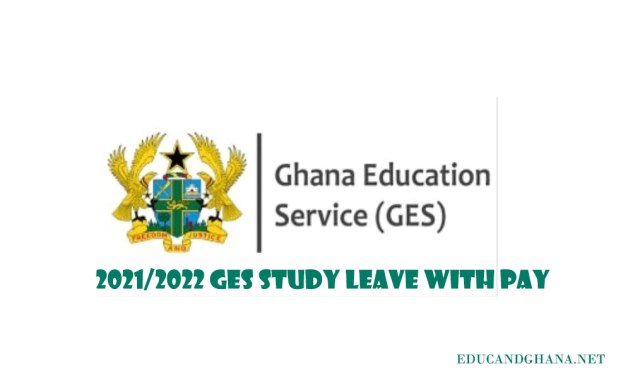 application GES STUDY pay