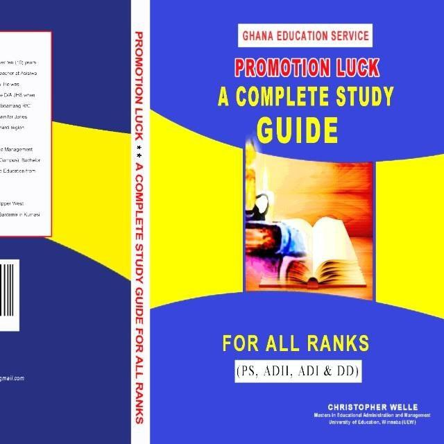 GES promotions exams study guide