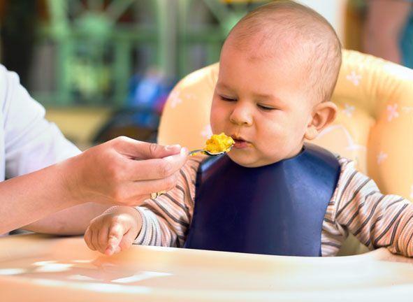 niño no come