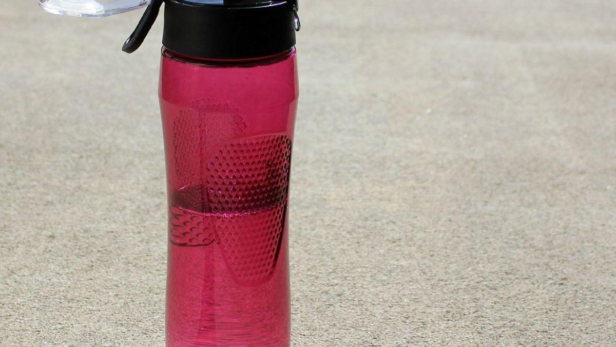 hidratación deporte
