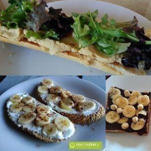 ejemplos de tostadas