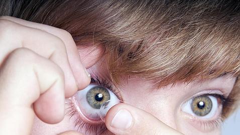Niños lentes de contacto   en Educando tu mirada