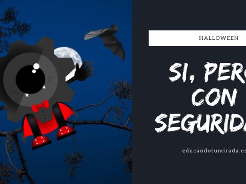Halloween con seguridad | Educando tu mirada | Valencia