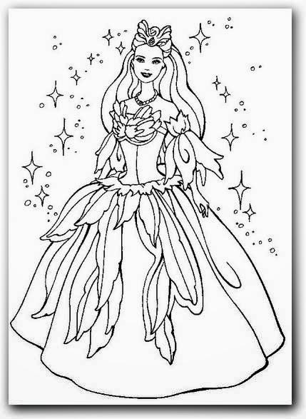 Imágenes y dibujos de Barbye la Puerta Secreta para Imprimir y ...
