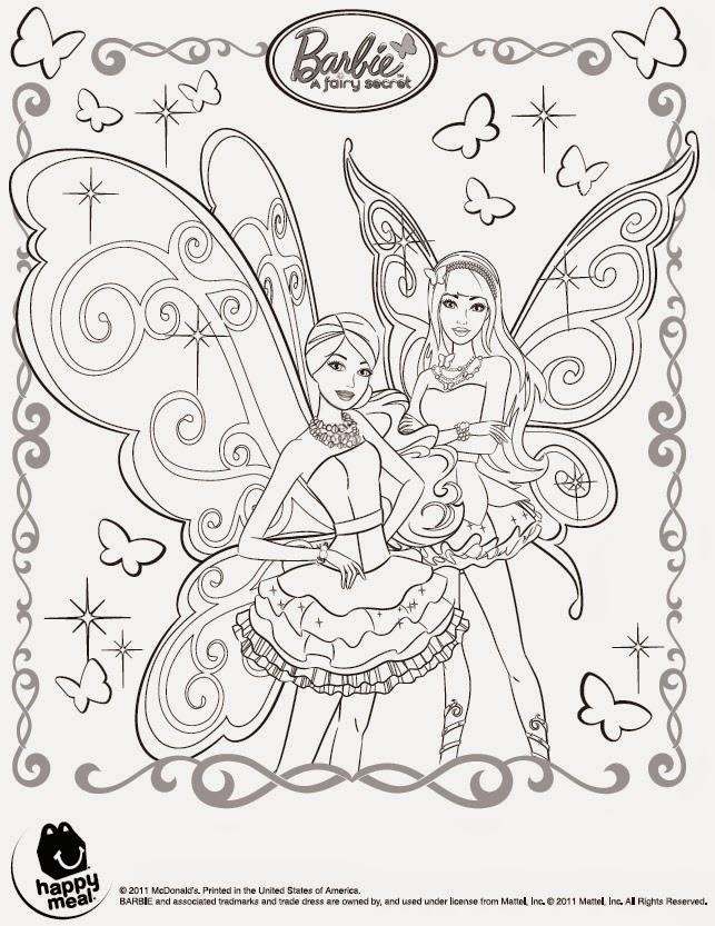 Imágenes y dibujos de Barbye la Puerta Secreta para ...