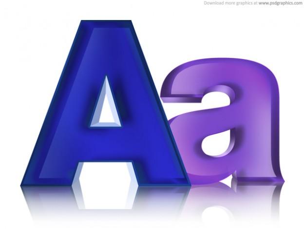 Im genes de letra a may scula y min scula para imprimir for Formas de letras para cumpleanos
