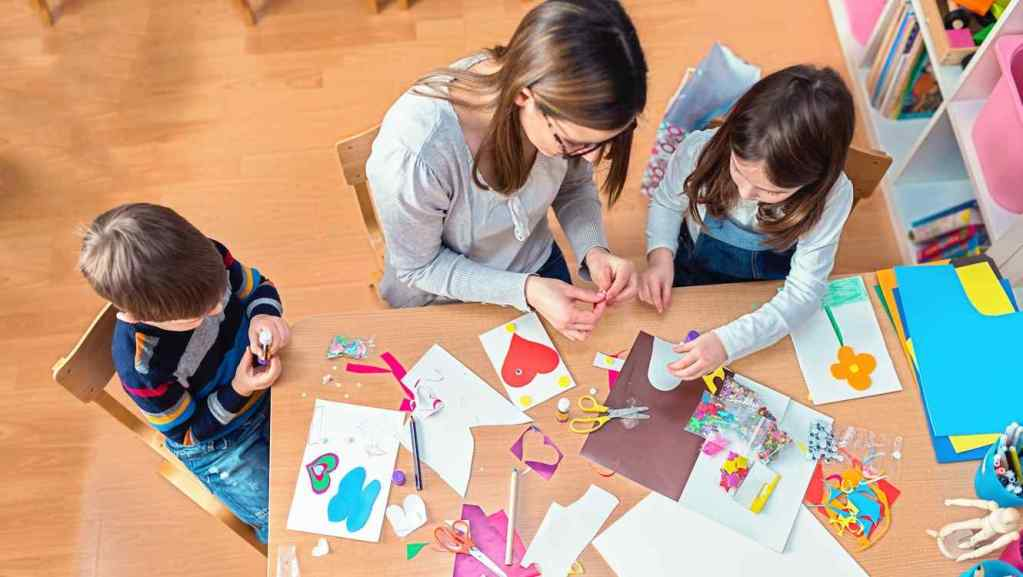 3 Fichas de test de estilos de aprendizaje para niños