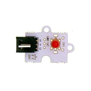 LED 5mm COLOR ROJO eBOTICS
