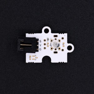 LED 5mm COLOR BLANCO eBOTICS