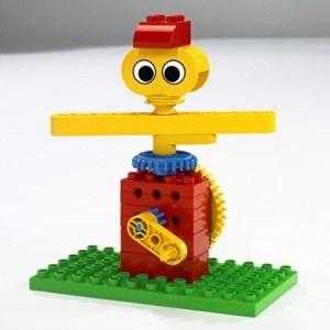 LEGO SET MÁQUINAS TEMPRANAS SENCILLAS