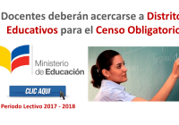 censo docente documento