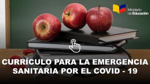 Currículo para la Emergencia Sanitaria del MinEduc