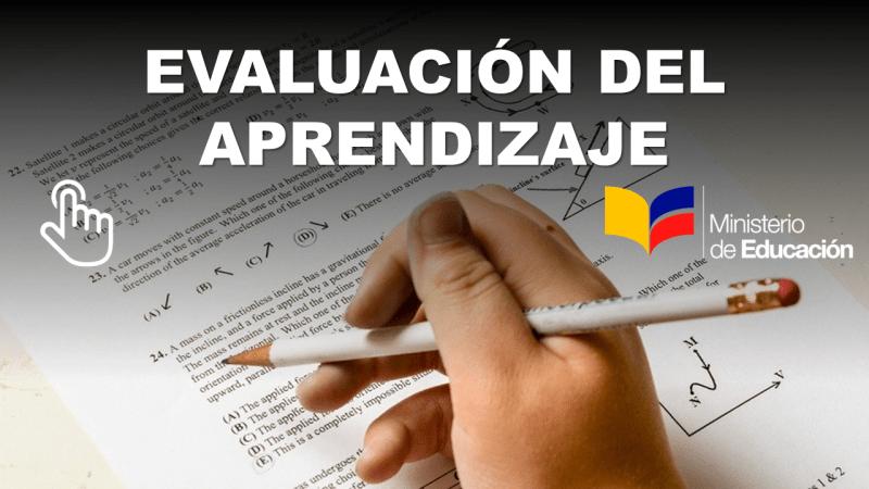 Evaluación del Aprendizaje según el Ministerio de Educación
