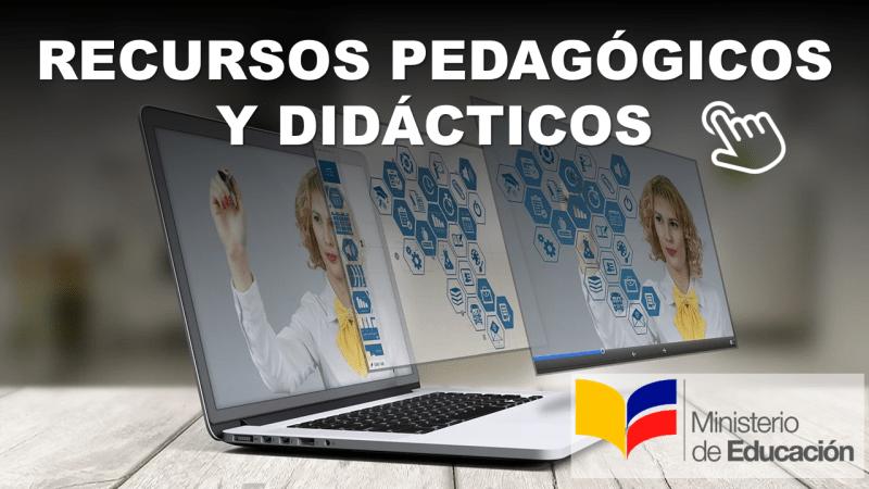 Recursos Pedagógicos y Didácticos para la Educación Virtual