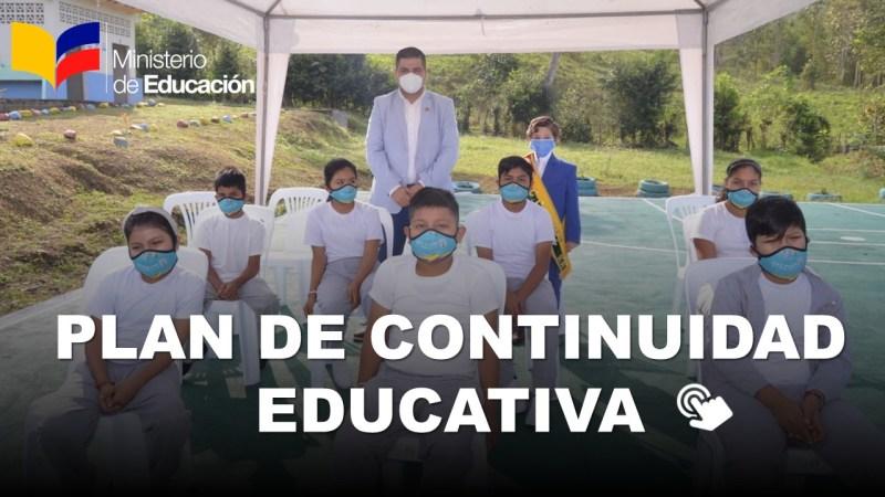 PLAN DE CONTINUIDAD EDUCATIVA