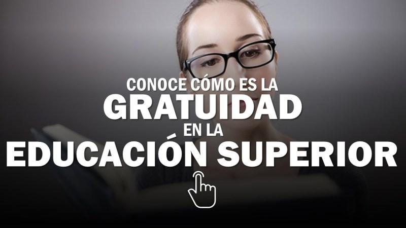 Conoce cómo es la Gratuidad en la Educación Superior en Ecuador