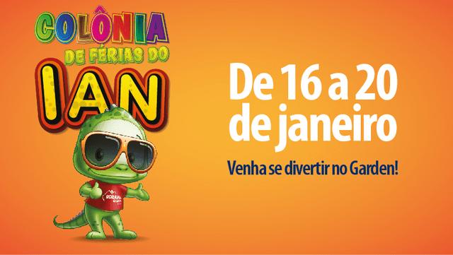 44a9aff08de2a1 Roraima Garden Shopping promove Colônia de Férias para crianças ...