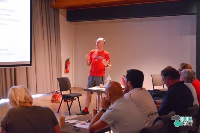 Le Academy Day de la LFH, le mouvement Educasport était présent !