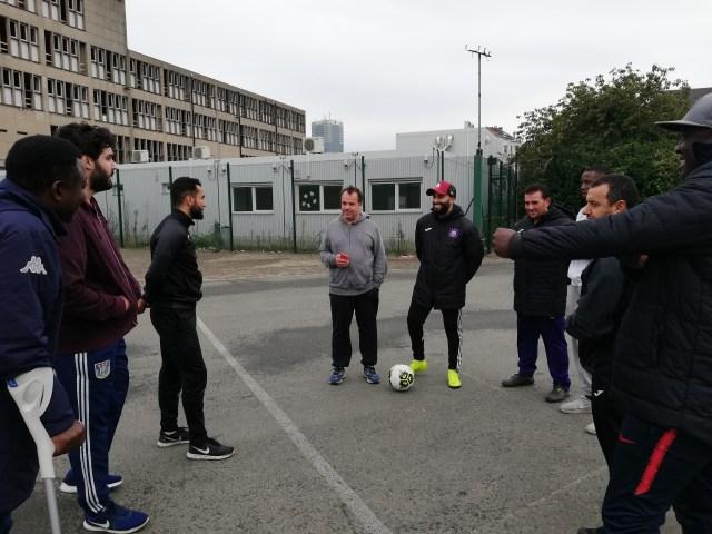 Le F.E.F.A forme ses entraîneurs !