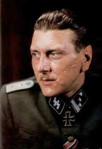 Otto Skorzeny in Nazi uniform ca 1942