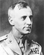 Maj. General Smedley Butler, USMC