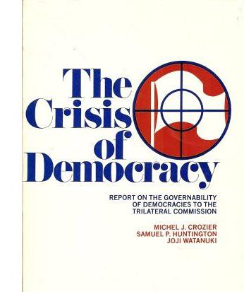 The Crisis of Democracy