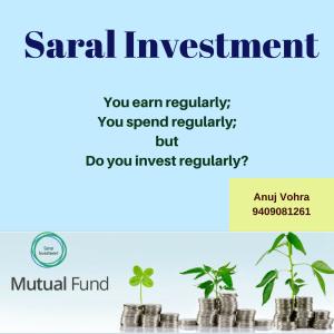 Saral Investment - Anuj Vohra